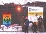 2011 Disarm now vigil