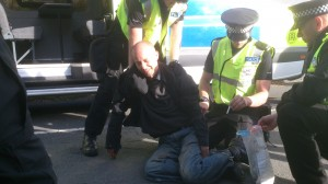 Jamie arrest