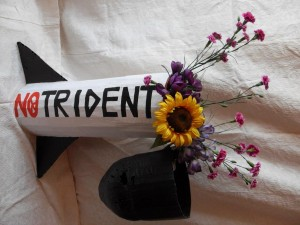 Trident Ploughshares Gathering in Plymouth in May