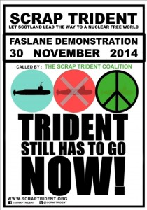 Trident-still-has-to-go-NOW-pposter