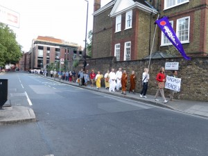 21 Nagasaki Peace March
